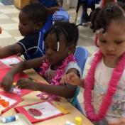 Children at Play, United EduCare Preschool